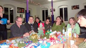 RoninZ Weihnachtsfeier 17.12.2011 in Weingarten