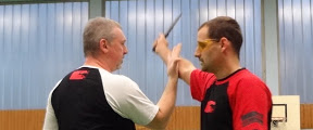 Punong Guro Jeff Espinous 7.-8. Januar 2012 in Karlsruhe