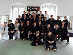 Ju-Jutsu-Do Lehrgang  17.-18. Maerz.2012  in RoninZ Kampfkunstschule in Weingarten