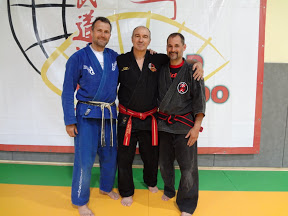 World Budo Convention 2012 25.-18. Mai 2012 in Bazeilles/Frankreich