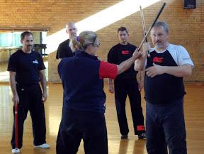 IKAEF Instructorcamp mit Punong Guro Jeff Espinous 27.-28. Oktober 2012 an der Deutschen Sporthochschule Koeln
