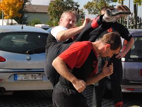 Kali Sikaran Seminar in Vaterstetten mit Punong Guro Jeff Espinous am 09.-10. Oktober 2010