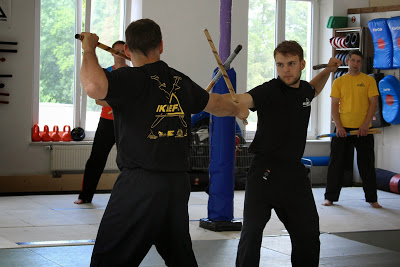 IKAEF Consistency - All aspects of filipino martial arts 14.-15. Juni 2014 in RoninZ Kampfkunstschule