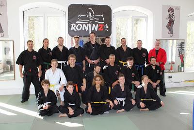 3. Ju-Jutsu-Do Lehrgang mit Hans-Juergen Eul in RoninZ Kampfkunstschule am 25.-26.10.2014 in Weingarten