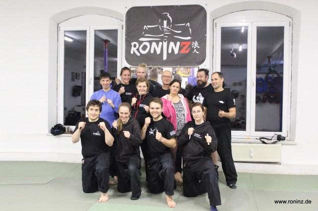 Kubotan Workshop 04.02.2017 in RoninZ Kampfkunstschule