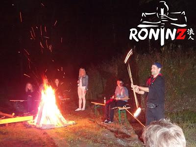 RoninZ Sommerparty am 05. Juli 2013 in Weingarten