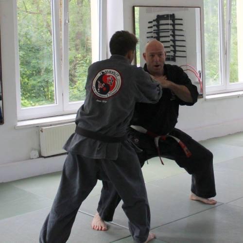 Shihan Sébastien Damhaut Ju Jitsu Excellence 18.-19.06.2016