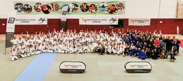 Ju Jutsu Bundesseminar 2019 in Badblankenburg