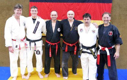 Internationaler Jiu Jitsu Lehrgang in Otterbach, 09.-10. Maerz 2019