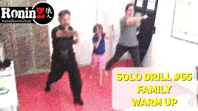 Solo Drill 65 Family Warm Up