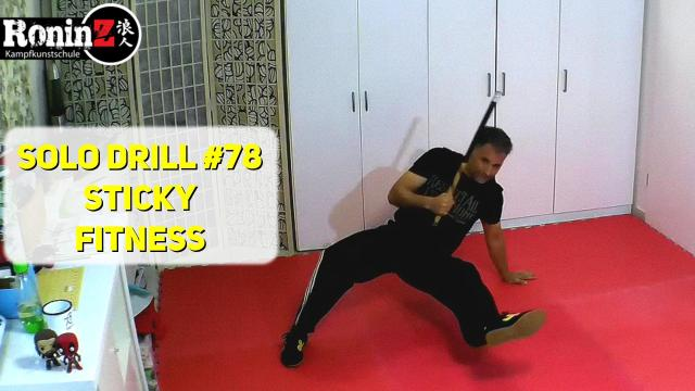 Solo Drill 78 Sticky Fitness