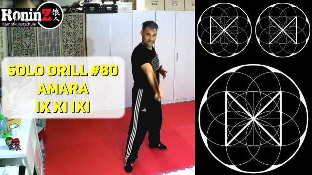 Solo Drill 80 Amara IX XI IXI