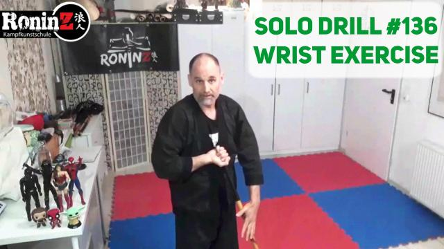 Solo Drill 136 Wrist Exercise