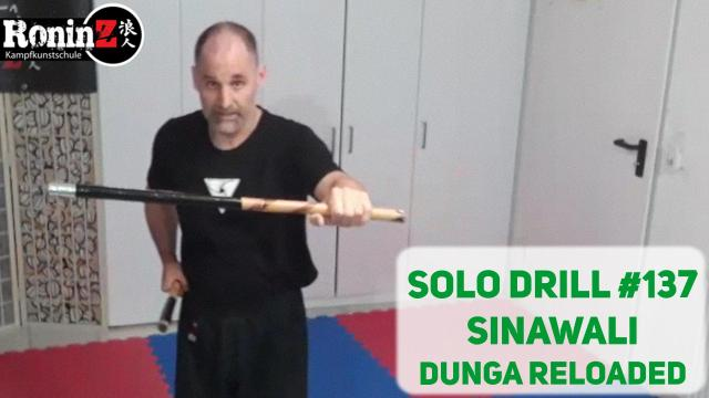 Solo Drill 137 Sinawali Dunga Reloaded
