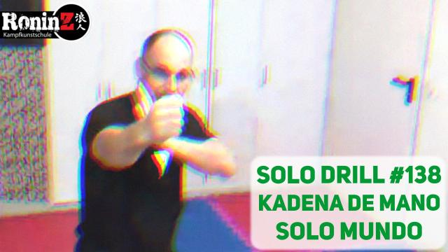 Solo Drill 138 Kadena de Mano Solo Mundo