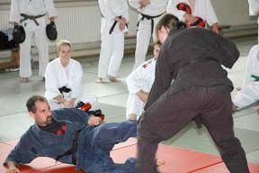 Ju-Jutsu: Bundeslehrgang und Trainerfortbildung 12.-13. September 09 in Delmenhorst