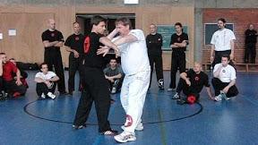 IKAEF Instructorcamp mit Punong Guro Jeff Espinous 17.-18. Oktober 2009 in Köln