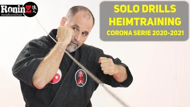 00 Solo Drills - Heimtraining - Corona Serie 2020-2021