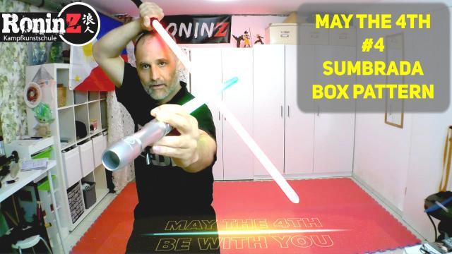 May the 4th #4 Sumbrada Box Pattern