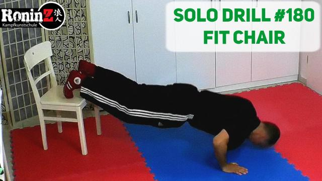 Solo Drill 180 Fit Chair