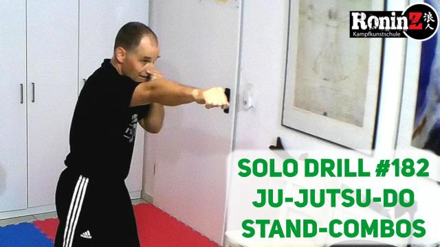 Solo Drill 182 JJD Stand-Combos