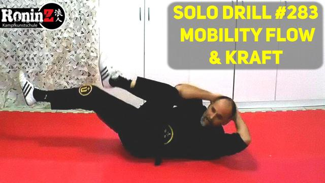 Solo Drill 283 Mobility Flow & Kraft