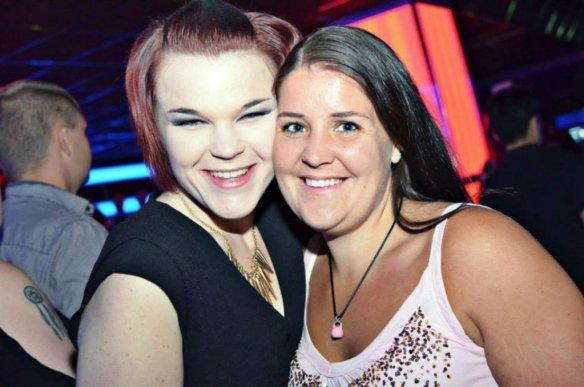 Sara  och jag