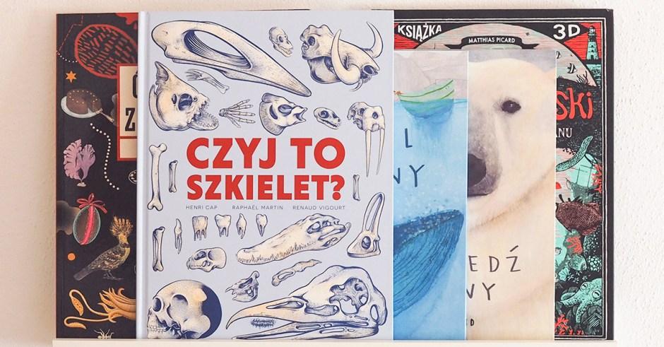 5 pięknych książek dla dzieci, które chcą wiedzieć więcej i więcej…