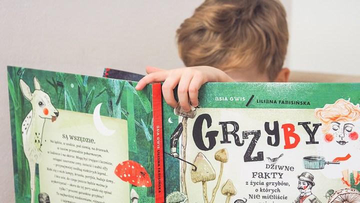 Nowości książkowe dla dzieci + SZYBKIE ROZDANIE