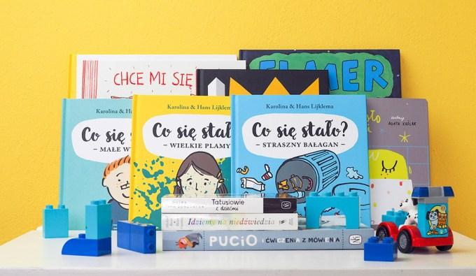 Książki dla maluchów – najciekawsze nowości