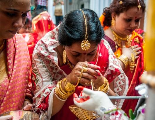 Durga Puja, Kolkata, India-2