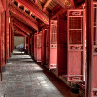 Weekly Photo Challenge ~ Inside the Temple of Literature