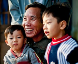 Growing up near Hoi an, Vietnam