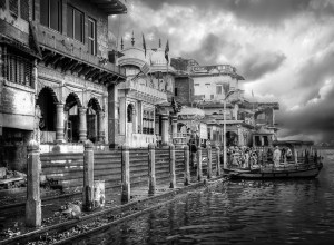 The Ghats at Mathura