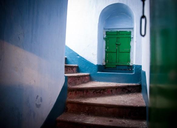 Entrance, Kolkata, India