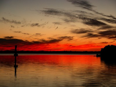 PI Sunset