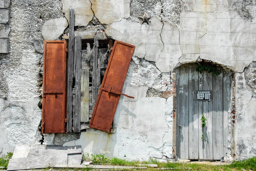 The Strong Building, Darien, GA