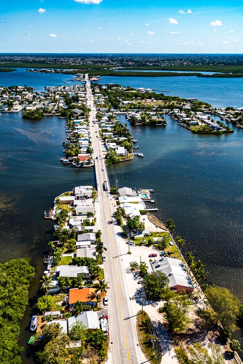 Pine Island Aerials