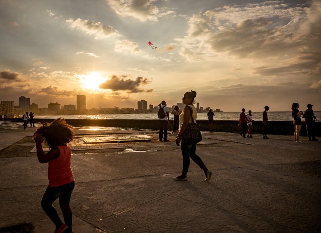 Havana, Cuba Malecon-7