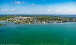 Pine Island Sound Aerial