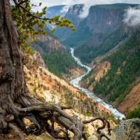 Yellowstone's Grand Canyon
