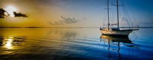 Sail Boat San Carlos Bay