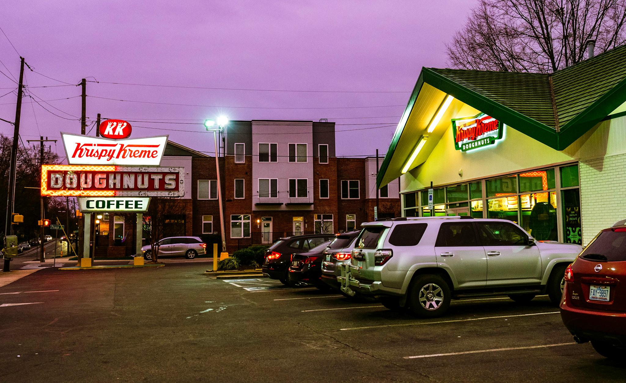 Krispy Kreme - the Original