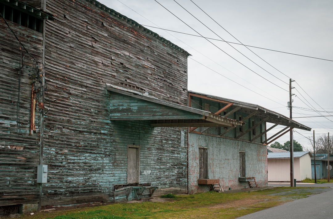 abandoned in Princeton, NC