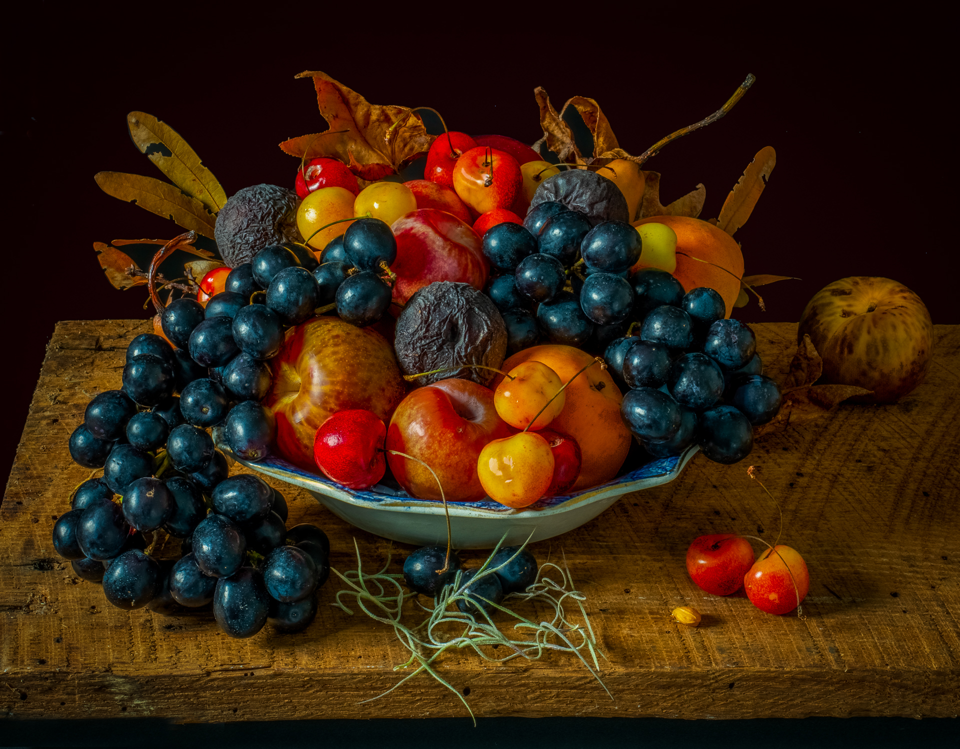 Seasonal Fruit II - Still Life Photography