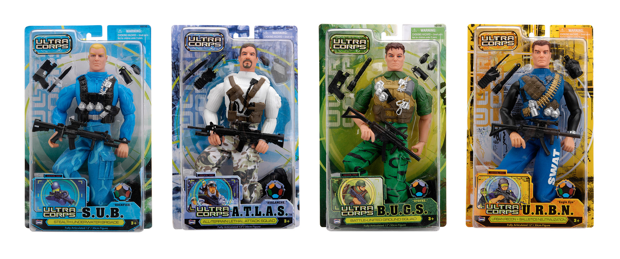 Boy S Action Toy Packaging Gallery Ron Mcpherson