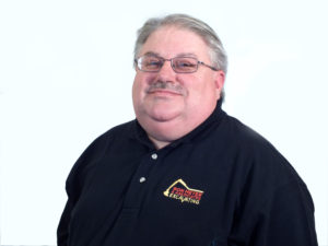 Jim Belanger, Ron Meyer & Associates Excavating