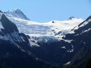 Rainbow Glacier