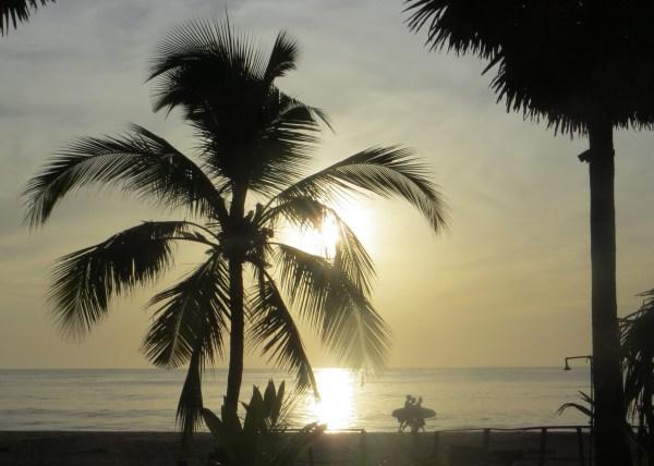 Sunrise in Arugam Bay