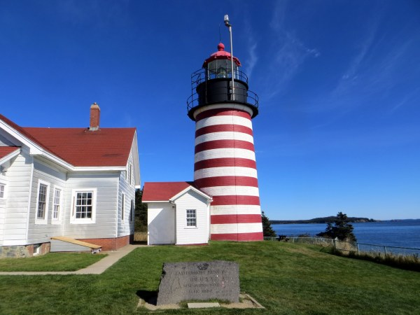 Quoddy Head Light